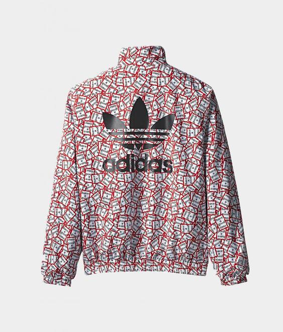 Adidas Adidas Reversible TT Have A Good Time