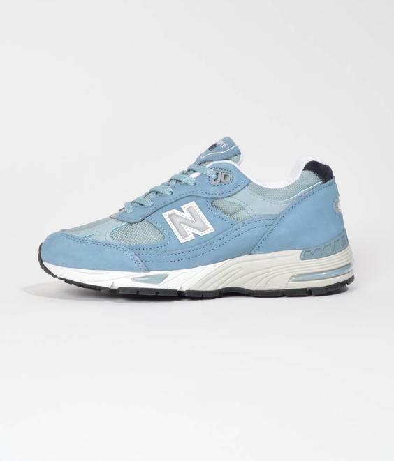 New Balance New Balance W 991 Citadel Blue