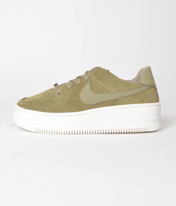 Nike Nike W Air Force 1 Sage Low Trooper Green