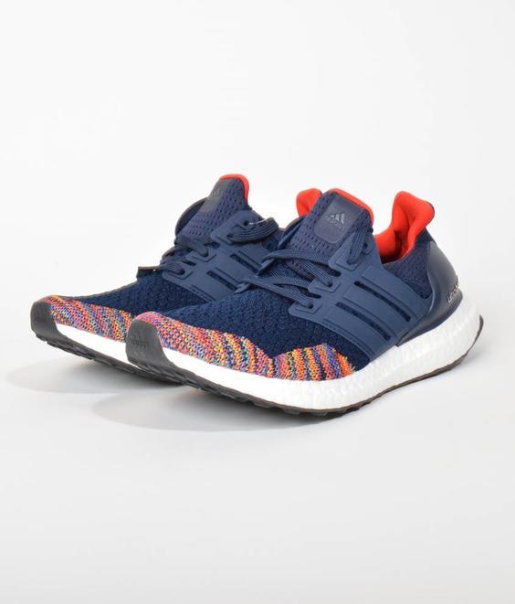Adidas Adidas Ultraboost Multi Color Navy
