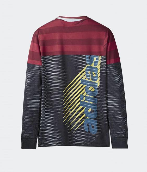 Adidas Adidas AW Photocopy Longsleeve Black