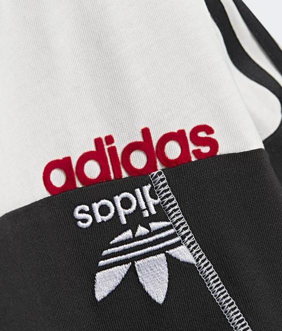 Adidas Adidas AW X Crop Top Black