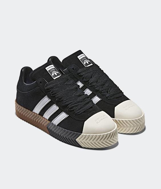 Adidas Adidas X AW Skate Super Black Gum