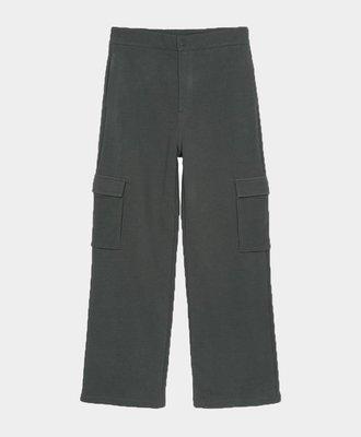 Stussy Stussy Bix Fleece Cargo Pant Charcoal