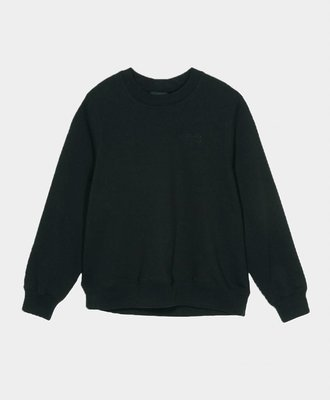 Stussy Stussy Nelson Crew Fleece Black