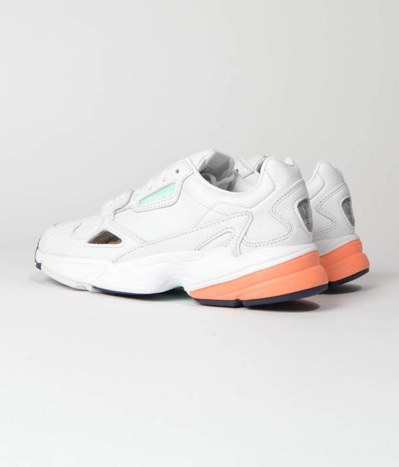 Adidas Adidas Falcon W White Orange