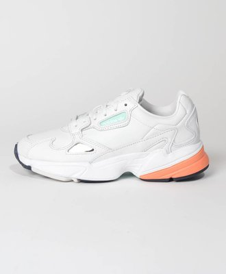 Adidas Adidas Falcon W White Orange