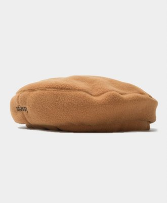 Stussy Stussy Polar Fleece Beret Tobacco