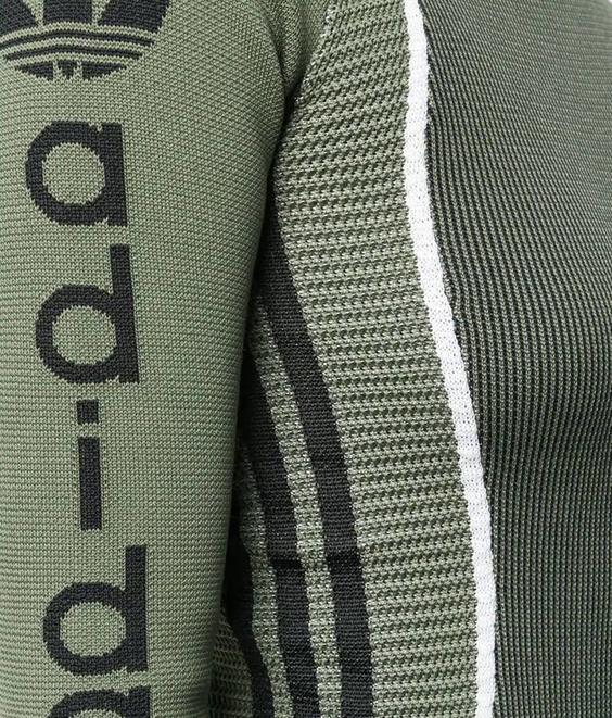 Adidas Adidas Bodycon Dress BASGRN