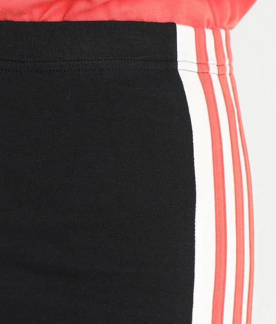 Adidas Adidas Tights Black Pinks Stripe