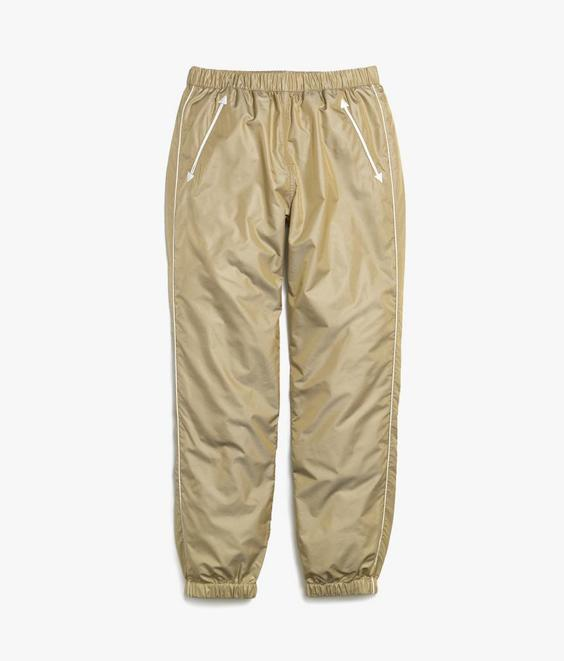 Converse Converse x Mademe Western Track Pants Suede Taupe