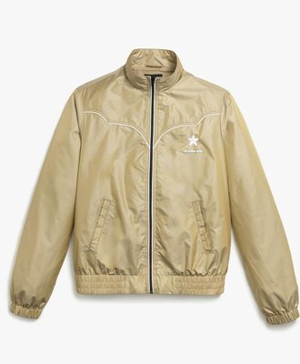Converse Converse x Mademe Western Track Jacket Suede Taupe