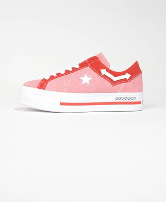 Converse Converse One Star Platform x MadeMe Pink Icing
