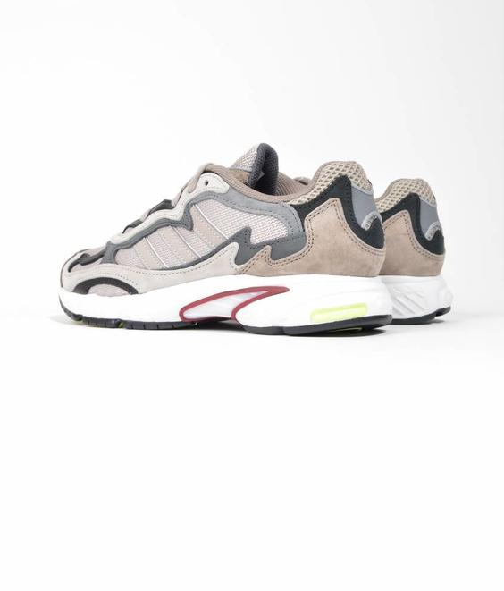 Adidas Adidas Temper Run  Brown Grey