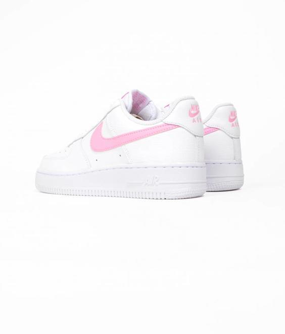 Nike Nike W Air Force 1 '07 Essential White Pink