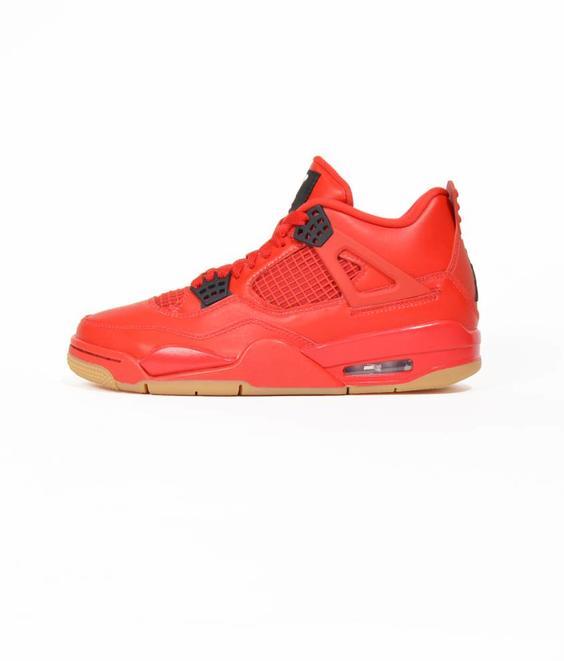 Nike Nike Air Jordan 4 Fire Red Summit White