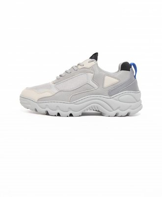 Filling Pieces Filling Pieces Low Curve Iceman Trimix Light Grey