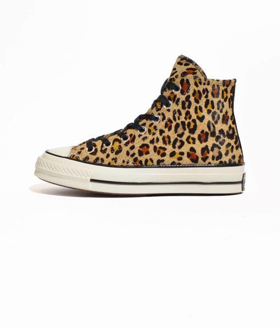 Converse Converse AS Chuck 70 Hi Leopard