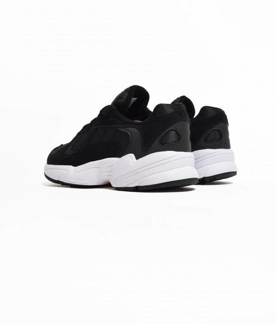 Adidas Adidas Yung-1 Black White