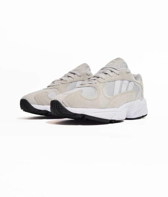 Adidas Adidas Yung-1 Grey White