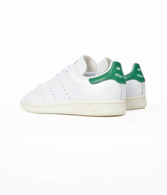 Adidas Adidas Stan Smith White Green