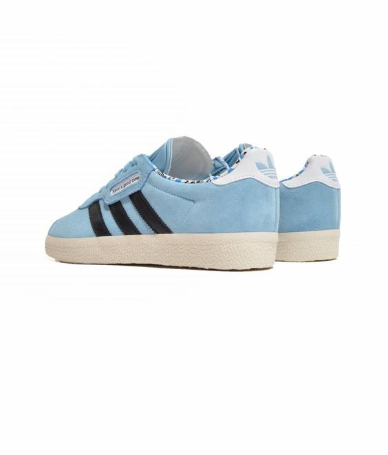 Adidas Adidas X Have A Good Time Gazelle Blue