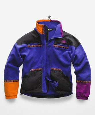 The North Face The North Face W 92 Rage Fleece Zip