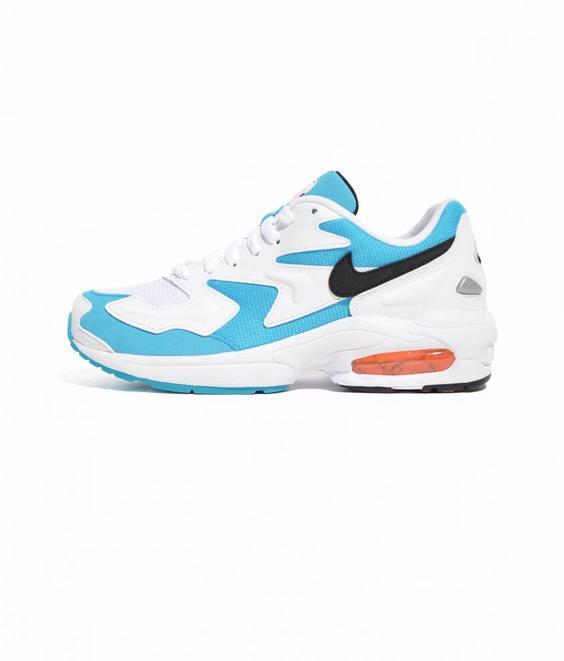 Nike Nike Air Max 2 Light Blue Lagoon