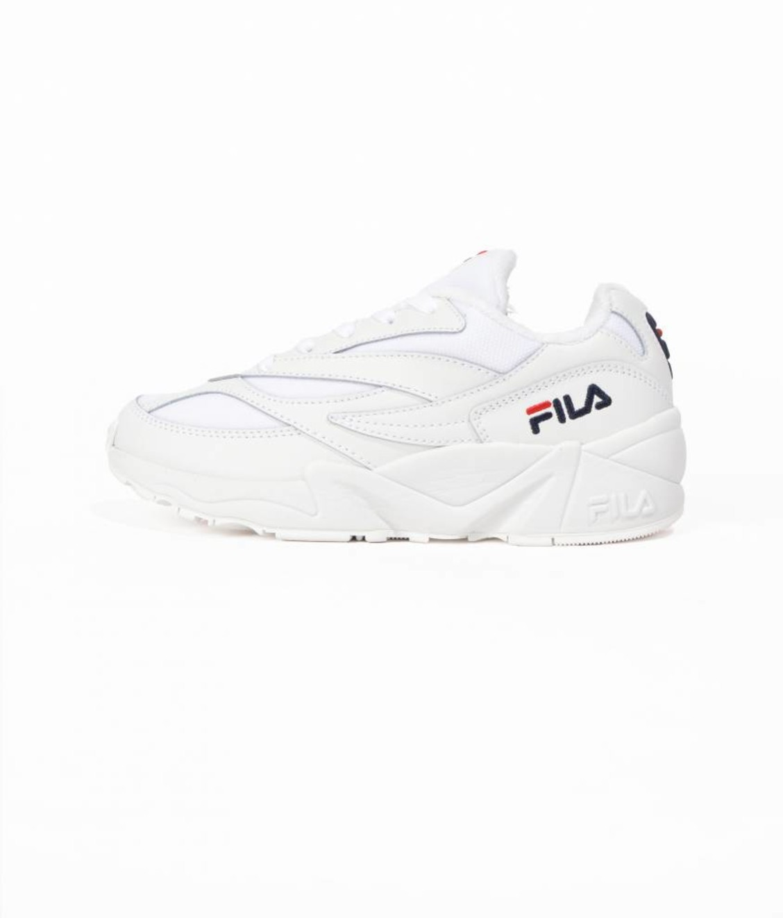 Fila Fila V94M Low Wmn White White