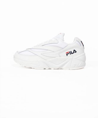 Fila V94M Low Wmn White White