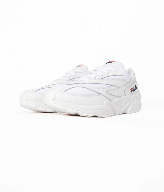 Fila V94M Low Wmn White White
