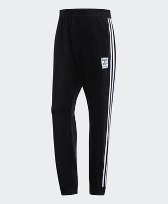 Adidas Adidas x Have a Good Time Velour Track Pants Black