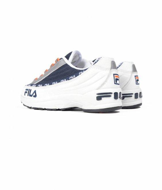 Fila DSTR97 White Fila Navy