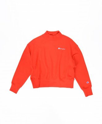 Champion Maxi Sweatshirt Red