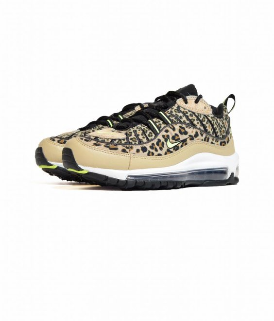 Nike Nike Air Max 98 PRM Desert Ore Animal