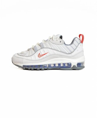 1cc7f83e Nike Nike Air Max 98 Summit White Silver