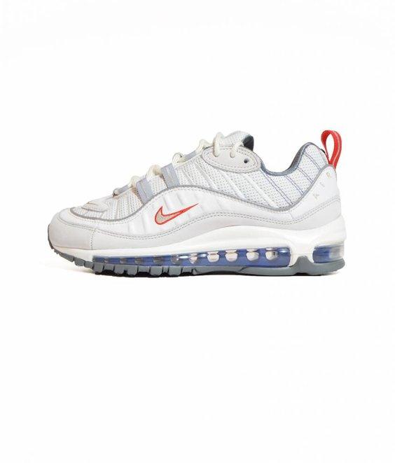 Nike Nike Air Max 98 Summit White Silver