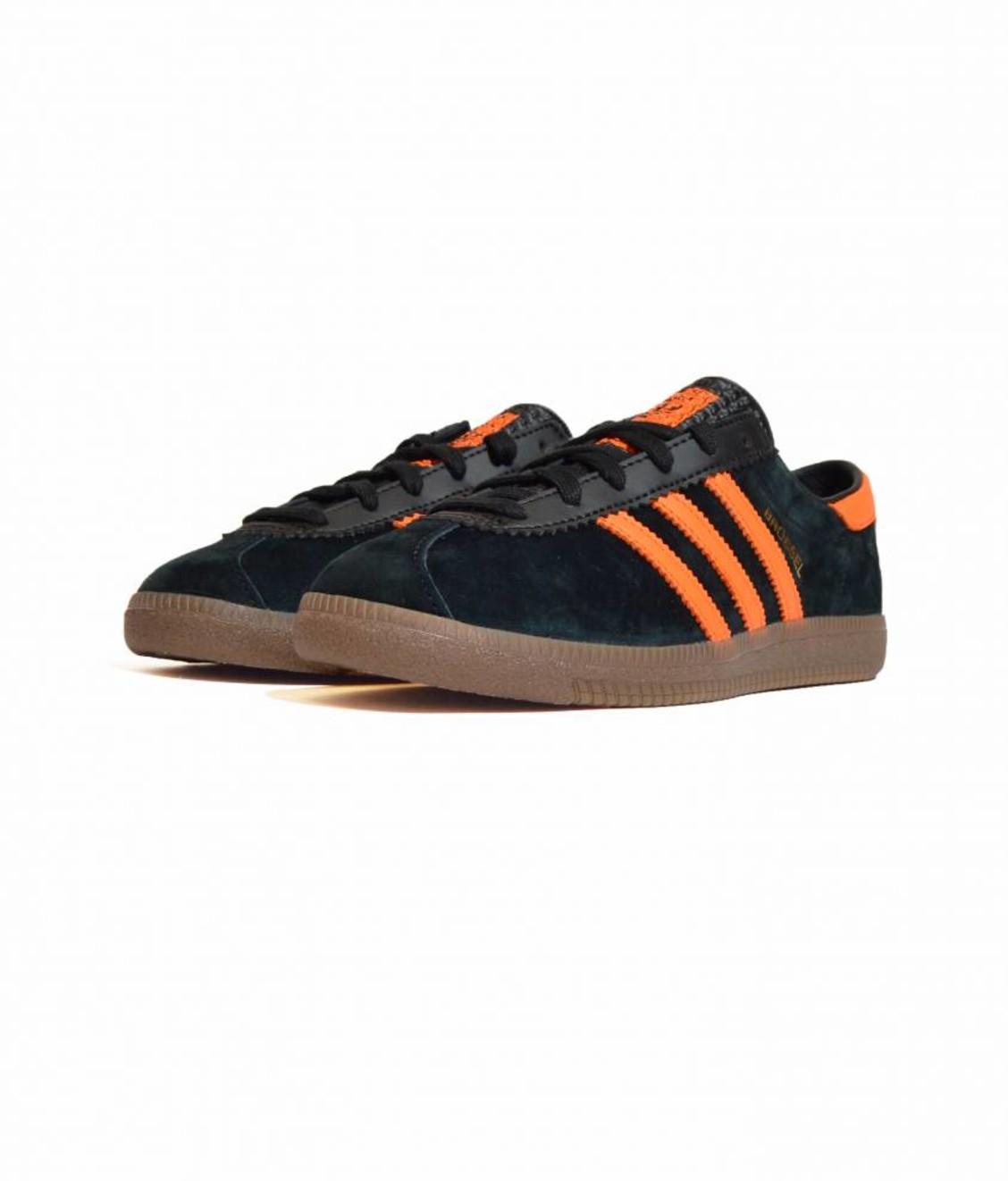 Adidas Adidas Brussels Black Orange