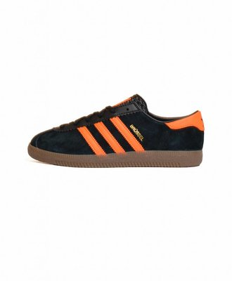 Adidas Adidas Brussels Black Orange