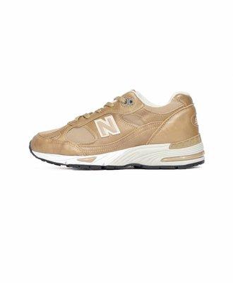 New Balance New Balance W 991 Metallic