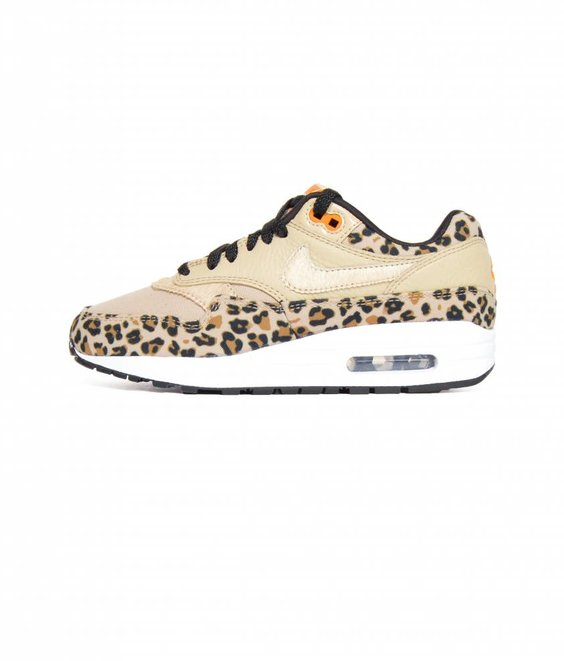 Nike Nike W Air Max 1 PRM Desert Ore Orange Animal