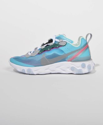Nike Nike React Element 87 Royal Tint Black