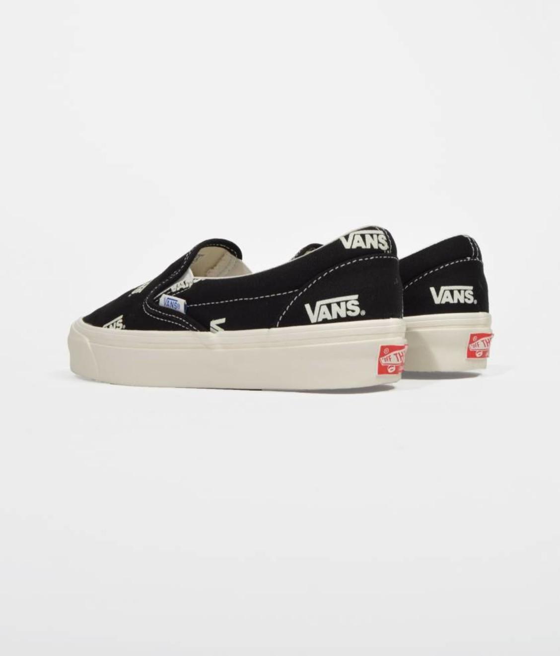 Vans Vans OG Classic Slip-On All Over Black