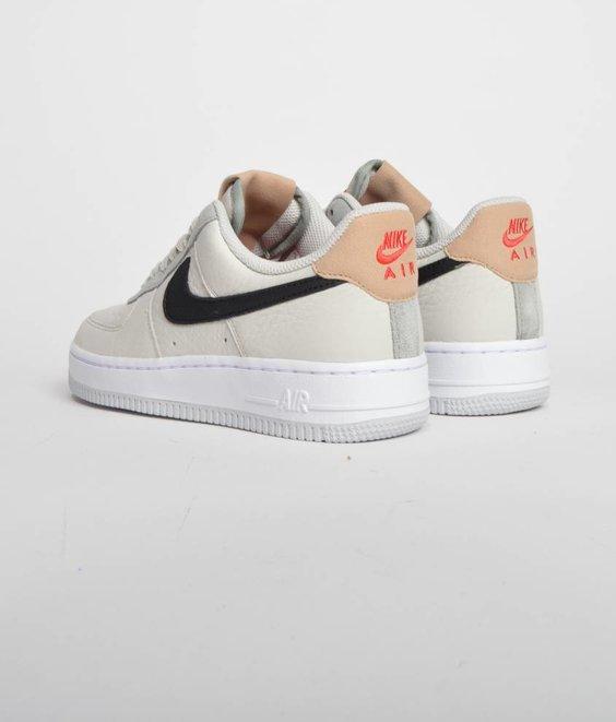 Nike Nike Air Force 1 '07 Light Bone Black