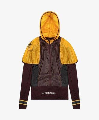 Nike NIke W Gyakusou Transform Jacket Gold Burgundy