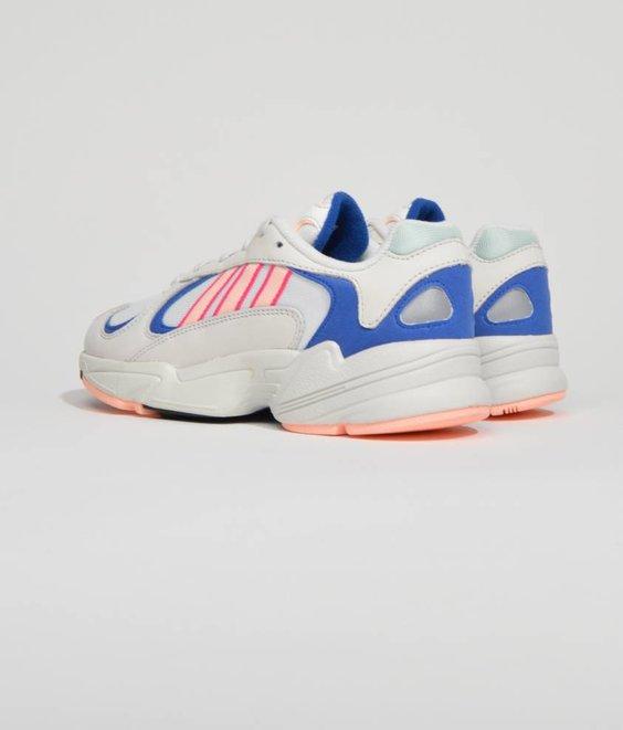 Adidas Adidas Yung-1 Crystal White Clear Orange