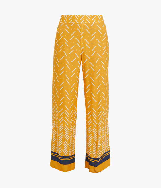 Libertine Libertine Libertine Libertine Shadow Tumeric Tooth Pants