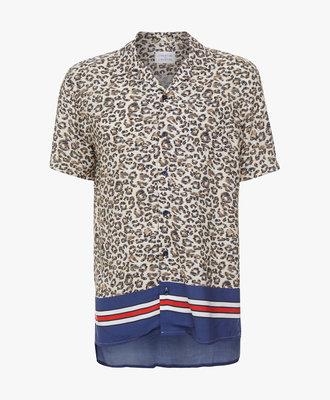 Libertine Libertine Libertine Libertine Cave Leo Stripe Shirt