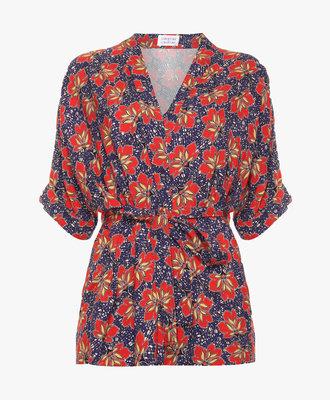 Libertine Libertine Libertine-Libertine Nome Kimono Red Lotus