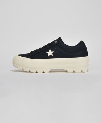 Converse Converse One Star Lugged OX Black